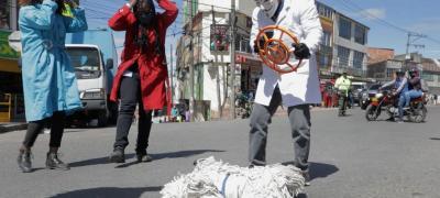 Bogotá unida por una movilidad que cuide el bienestar animal en las vías de la ciudad