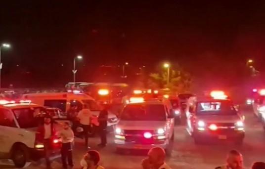 Multitudinario evento en el Monte Meron en Israel deja alrededor de 44 muertos