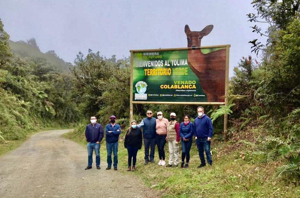 Turismo responsable de Naturaleza compromiso de la Región Administrativa y de Planificación
