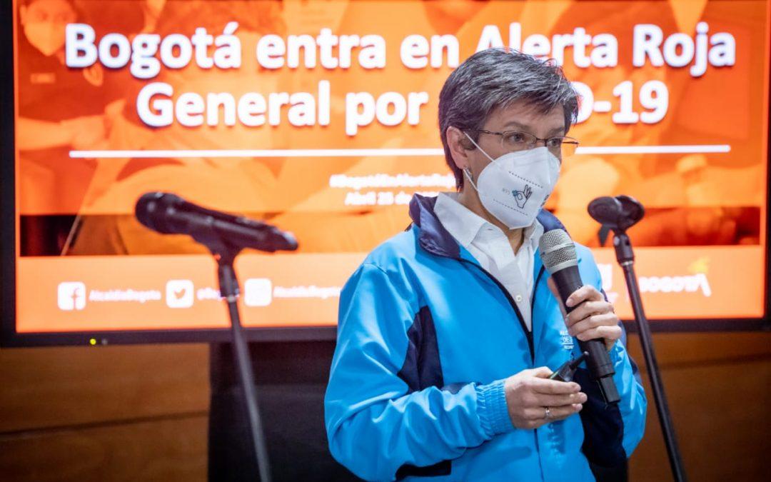 Las nuevas medidas en Bogotá, este fin de semana no habrá cuarentena general