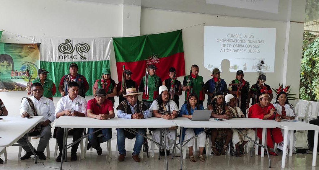 ONIC denuncia ataque en contra de la movilización Indígena en el Cauca