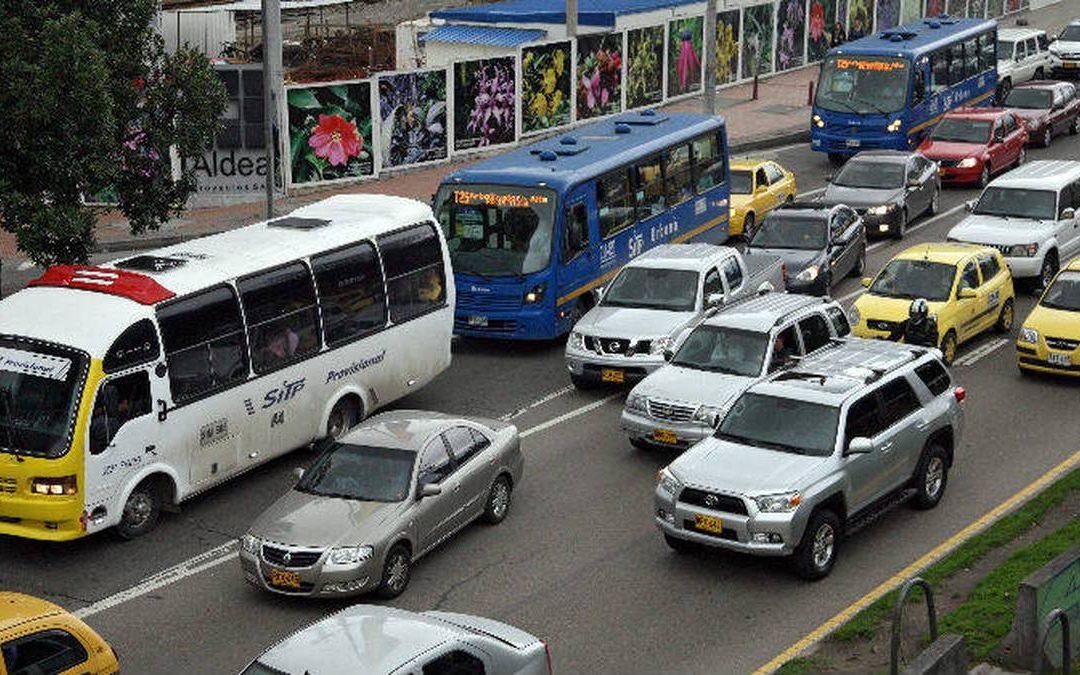 Se levanta pico y placa En Bogotá hasta el lunes 10 de mayo