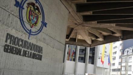 Procuraduría verificará información de la Mesa Interinstitucional en el Marco de la Protesta Social