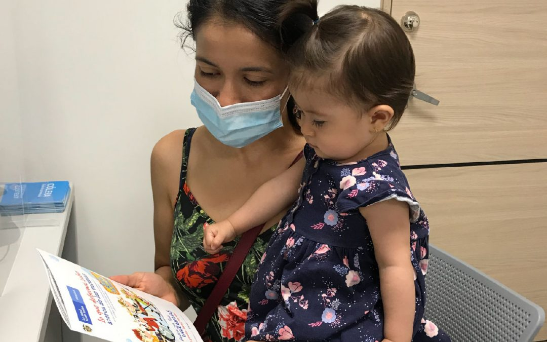 Medellín refuerza las jornadas de vacunación del Programa Ampliado de Inmunización (PAI), de forma paralela al proceso de vacunación por Covid – 19