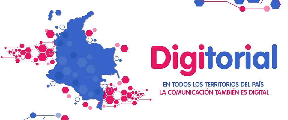 Alcaldías y gobernaciones podrán mejorar sus procesos de comunicación digital; ministra Karen Abudinen presentó el programa Digitorial