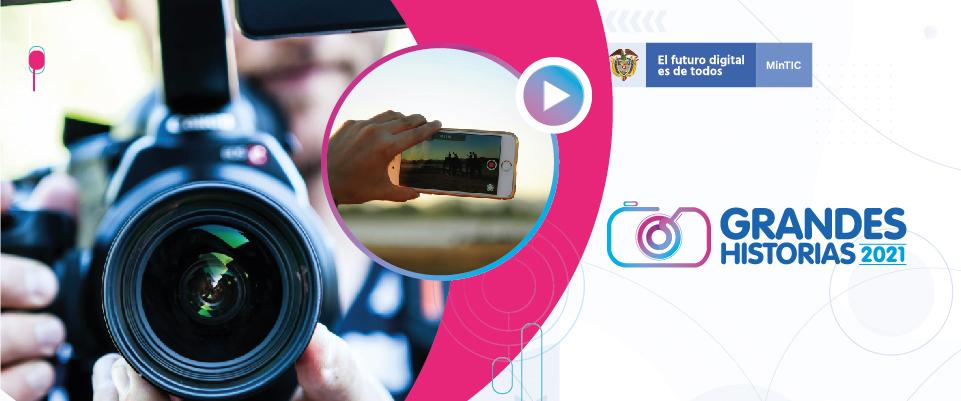 Grandes historias con pequeñas cámaras, el proyecto que financiará 300 guiones en 2021