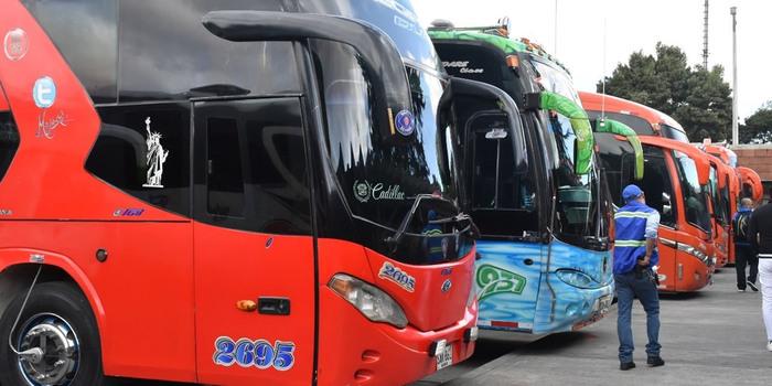 Sancionadas este año a más de 80 empresas del sector transporte por incumplir normatividad