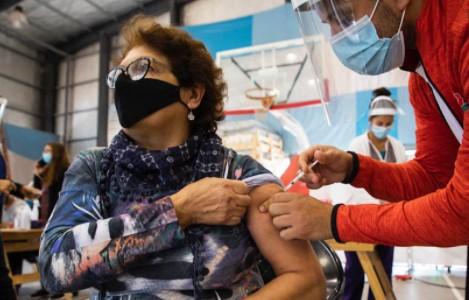 Argentina registro un nuevo récord en el Plan de Vacunación con 376.815 dosis aplicadas