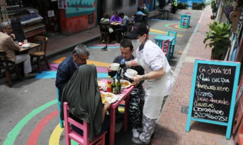 Comerciantes se han visto beneficiados con la llegada de Bogotá A Cielo Abierto