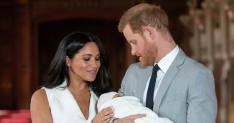 El nombre de la hija de Meghan y Harry causa una nueva polémica con el palacio de Buckingham