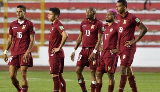 ¡bajas importantes en el partido inaugural! Federación Venezolana de Fútbol confirma 11 casos de COVID-19 en su selección