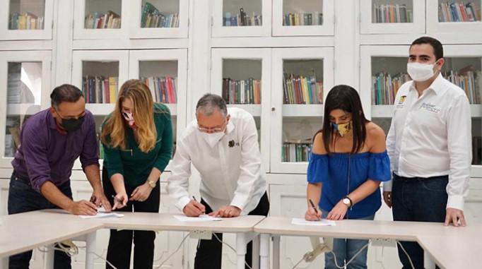 Se suman esfuerzos para la gratuidad en la Educación Superior pública de Bolivar