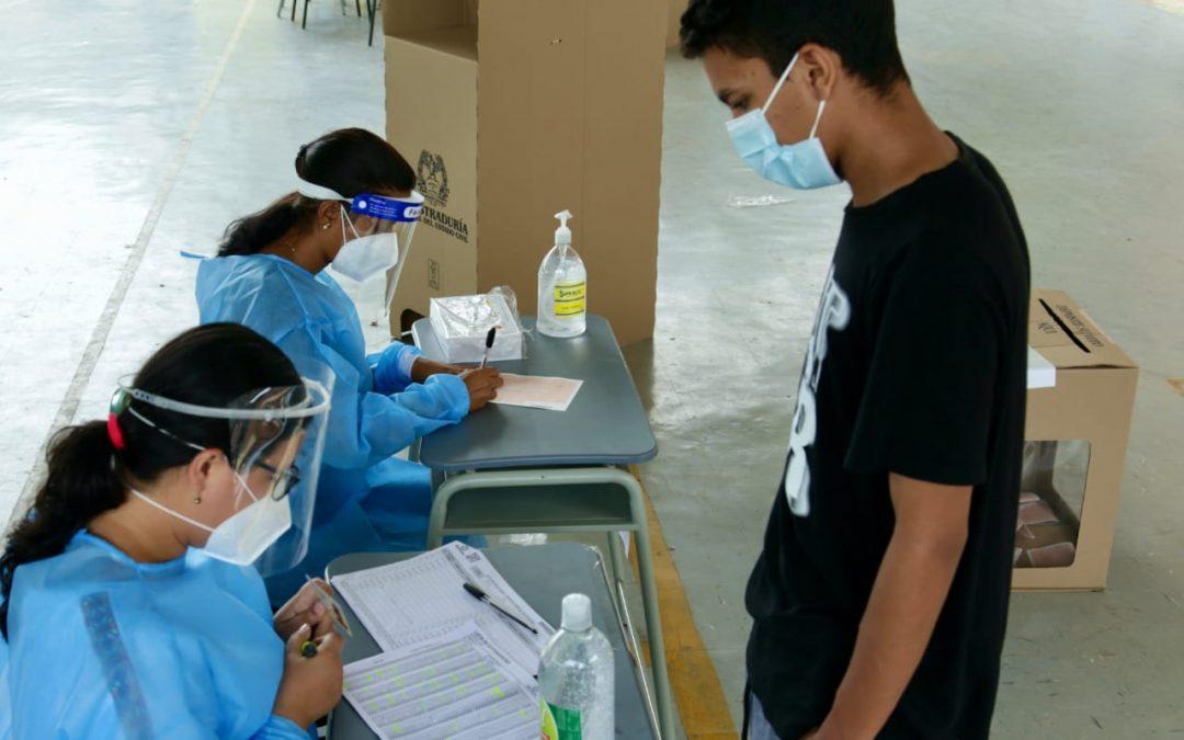 1.512 jóvenes han inscrito su documento de identidad  para participar en las elecciones de Consejos  Municipales y Locales de Juventud