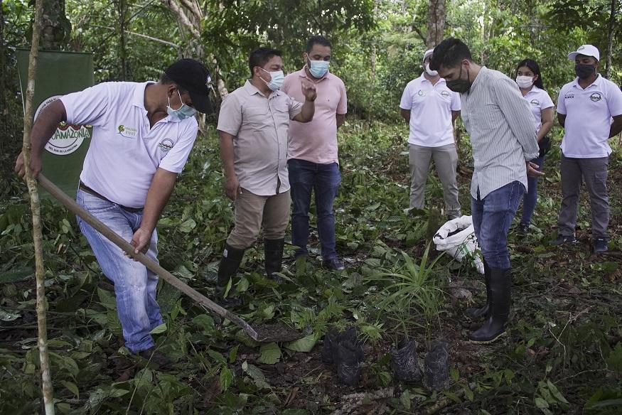 Se iniciará proyecto que beneficiará a 4000 familias rurales en zonas de frontera forestal