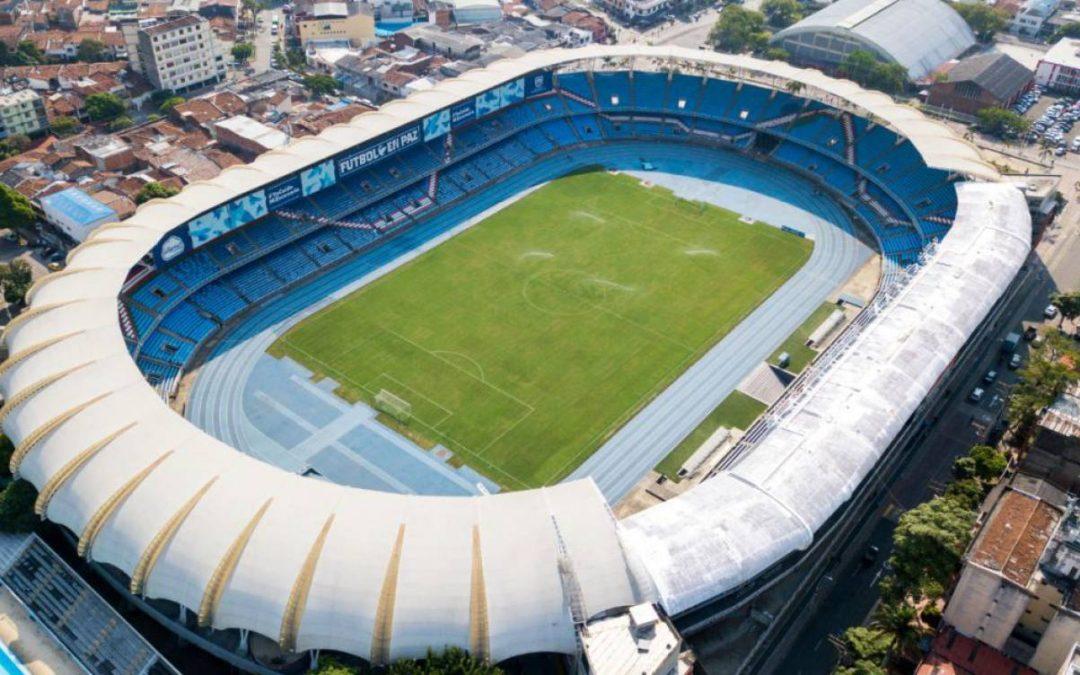 Alcaldía de Cali destaca la importancia de las inversiones que se adelantan en el estadio olímpico Pascual Guerrero
