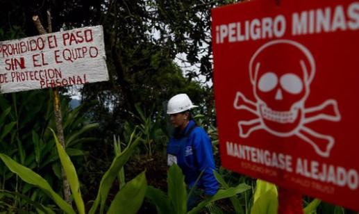 Hombre gravemente herido por mina antipersonal en Comunidad Indígena en Murindó