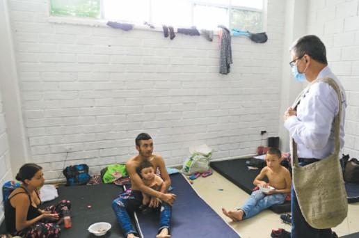 Gobierno Nacional activó plan de retorno seguro, digno y voluntario en Ituango, Antioquia