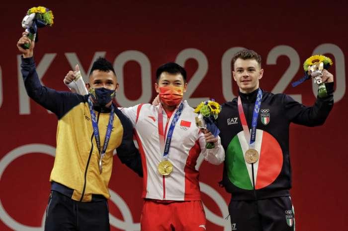 Medalla de plata para Javier M0squera en los juegos olímpicos