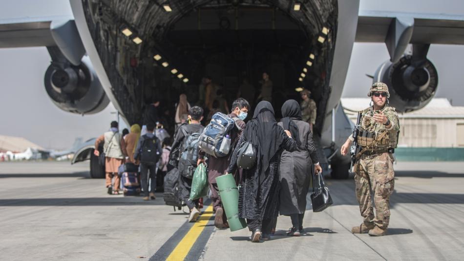 Migración Colombia da a conocer medidas para la llegada de los 4000 ciudadanos afganos