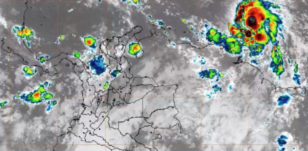 IDEAM socializa seguimiento y monitoreo de la tormenta tropical IDA en el noroccidente del mar caribe