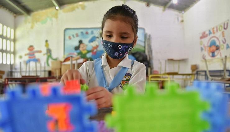A través de videoconferencias se fortalece la calidad de la educación inicial y básica