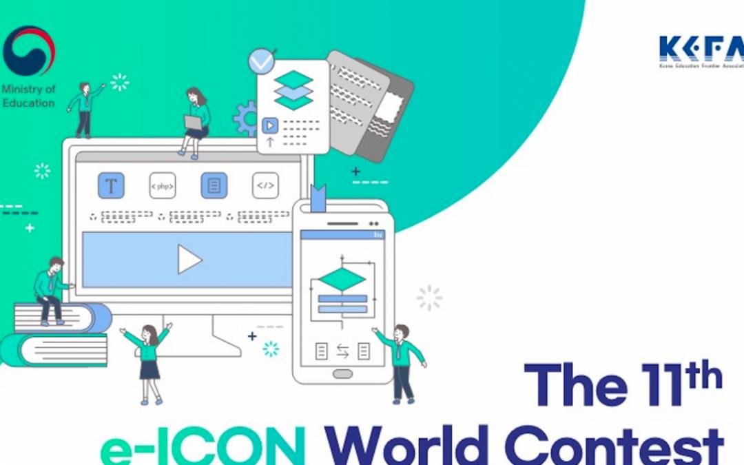 Colombia participa en el XI Concurso Mundial e-ICON Corea 2021