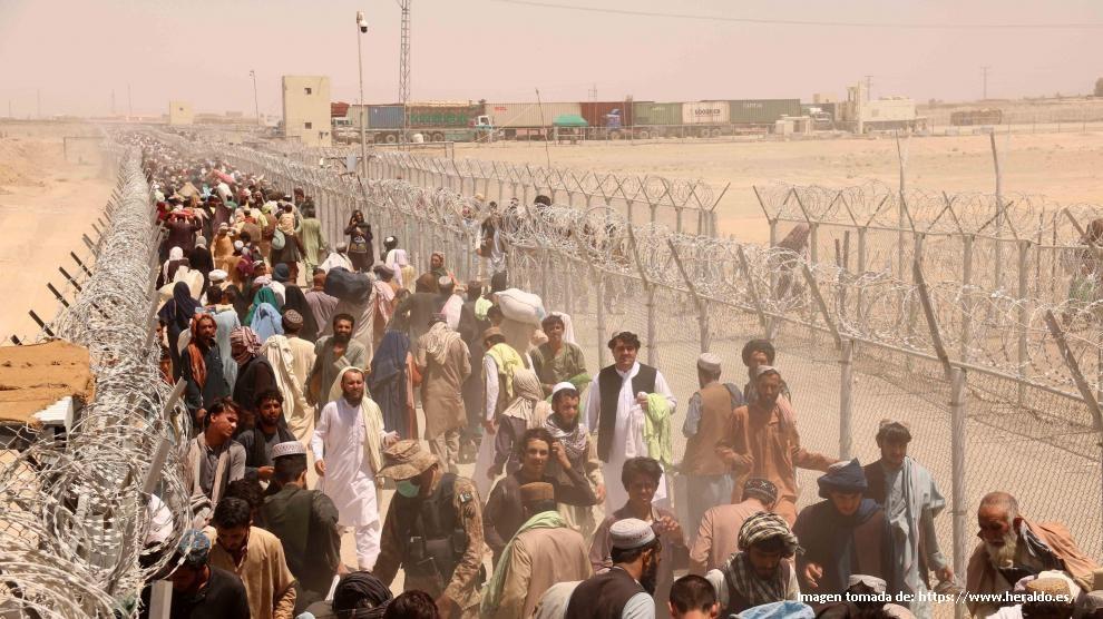 Ante la problemática social en Afganistán la ONU evacua a 100 funcionarios internacionales