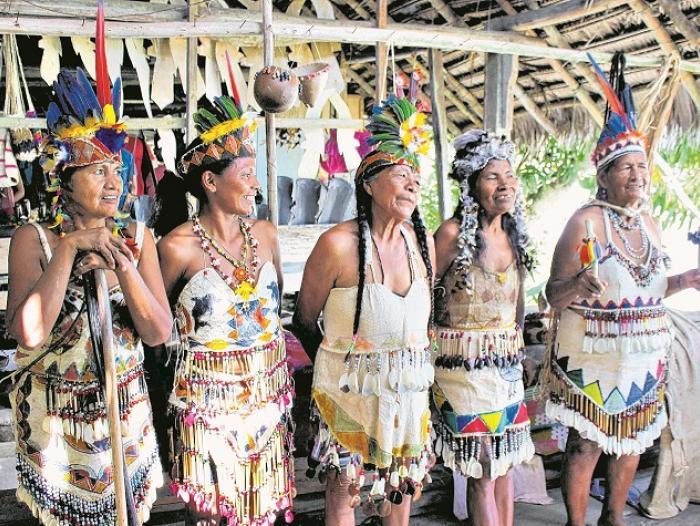 Indígenas del Amazonas rechazan visita de Duque