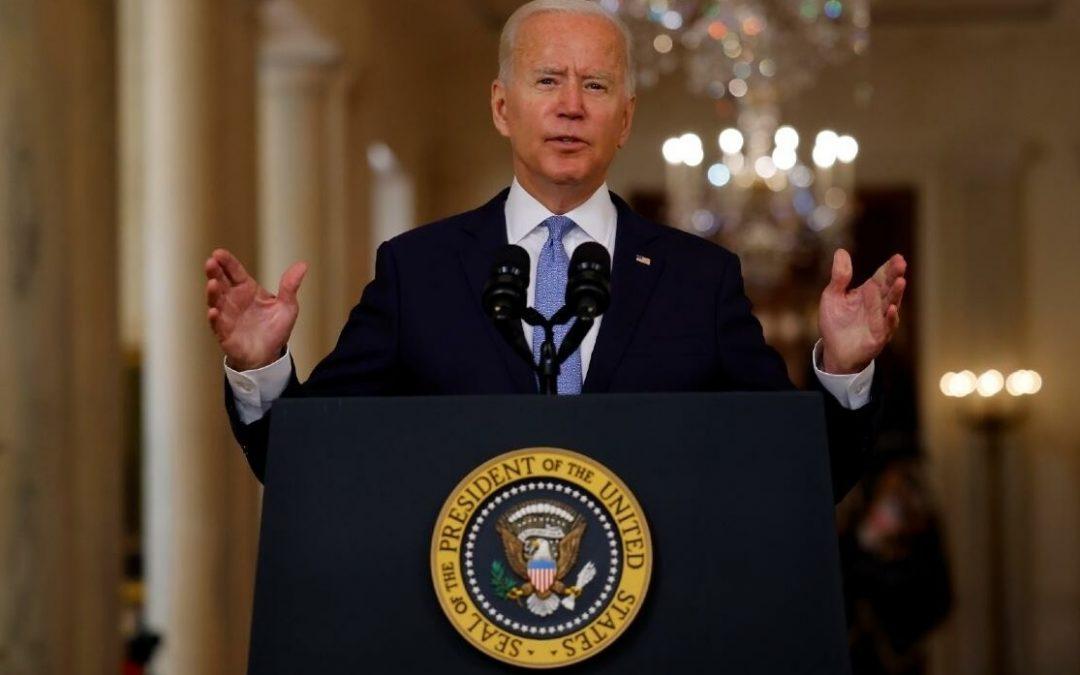Trascendental decisión: Biden ordenó desclasificar documentos sobre los ataques del 11-S