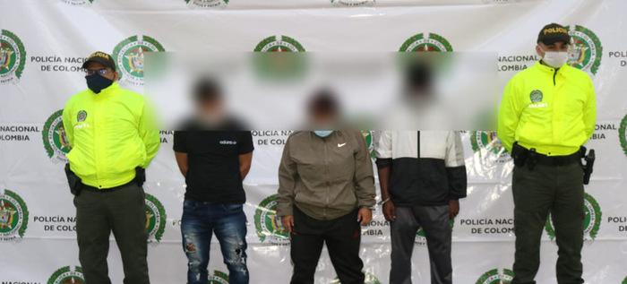 Capturados en Cali presuntos saqueadores de supermercados durante el paro nacional