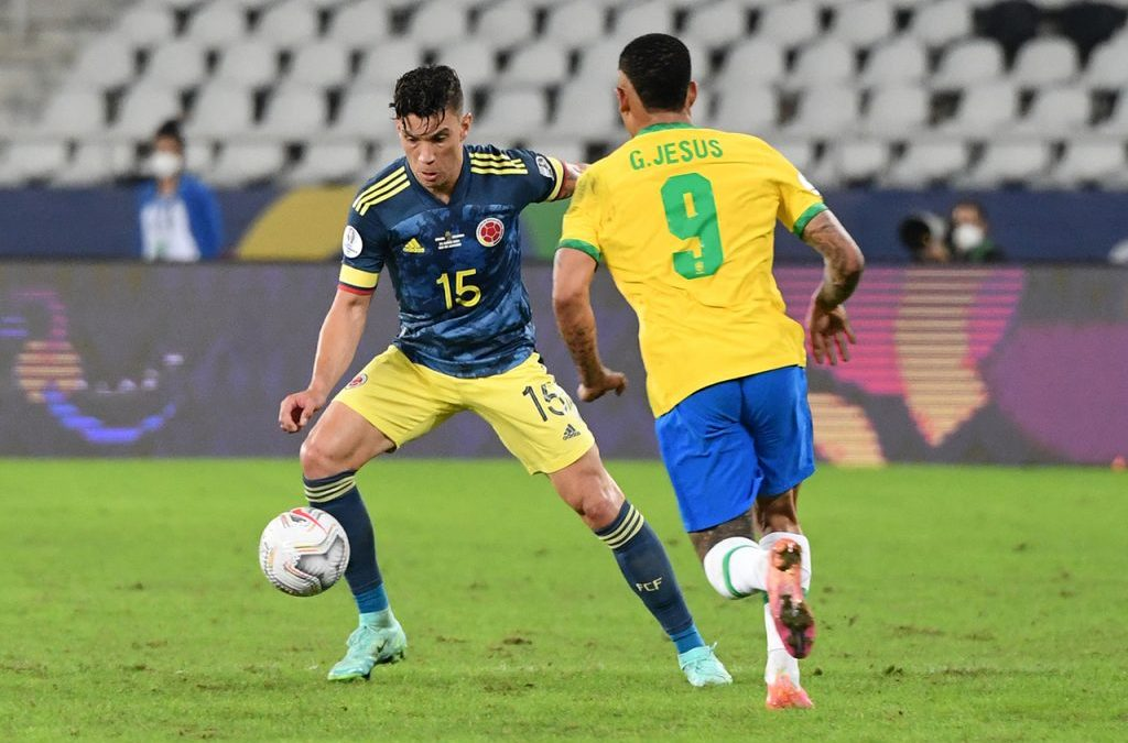 Confirmada fecha y hora para el crucial duelo entre la Selección Colombia y Brasil, por las Eliminatorias Mundialistas