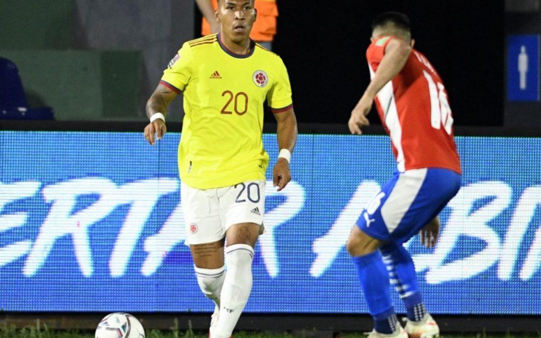 Confirmada la fecha y hora del encuentro entre Colombia y Paraguay, por las Eliminatorias
