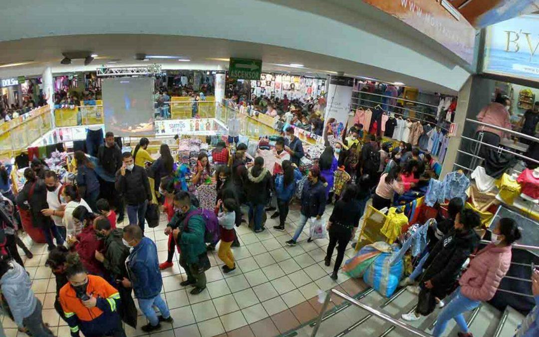 Reactivación en San Victorino, en el centro de Bogotá, llega a los 100.000 empleos directos: Y 200.000 indirectos