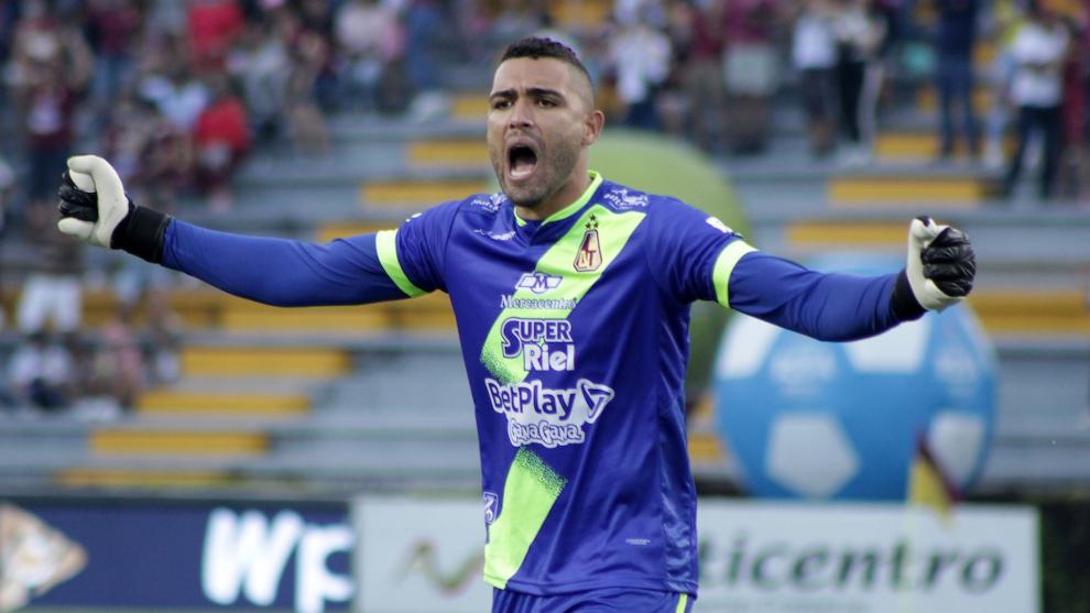 ¡Bomba en el FPC! A falta de firma, el guajiro Álvaro Montero será nuevo arquero de Millonarios