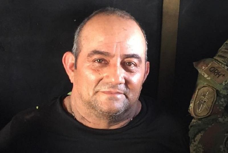 Capturan a alias 'Otoniel', el narcotraficante más buscado de Colombia: Máximo cabecilla del 'Clan del Golfo'